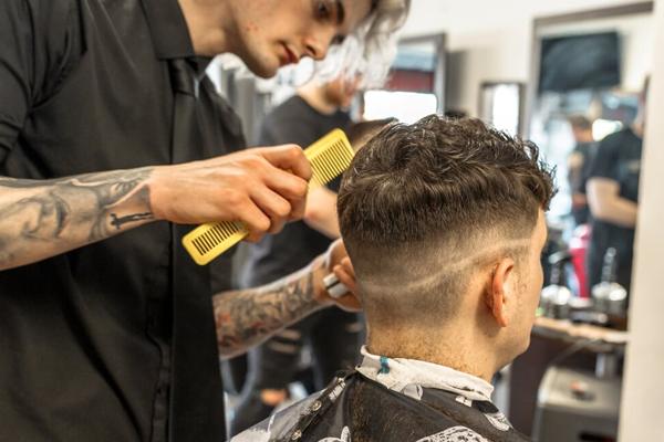 Skin Fade Style Workshops Next Generation Barbershop School Of Barbering